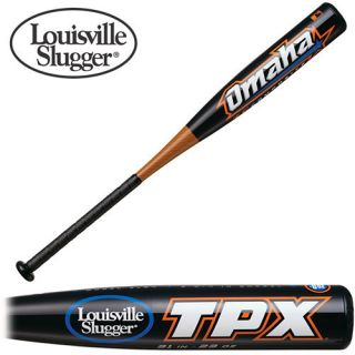 Louisville Slugger TPX Omaha 8 Youth Senior League Baseball Bat 29 21