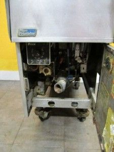 Pitco Frialator Tube Fired Deep Fryer SG14 JS Nat Gas