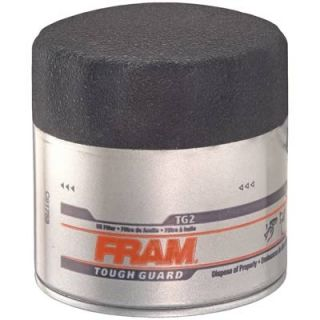 Fram TG2 Oil Filter Canister Tough Guard Ford Lincoln Mazda Mercury