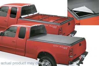 Ford F Series 8 ft Bed Lund Genesis Snap Soft Tonneau Cover 90010