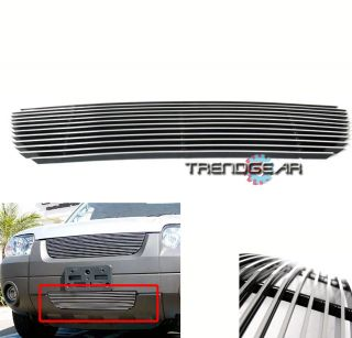 05 06 07 Ford Escape Front Bumper Lower Billet Grille Grill Insert XLS