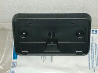 Ford Explorer Sport Trac Front License Plate Bracket New 6L2Z 17A385