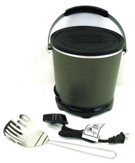 Brand New Presto Electric Fry Daddy Deep Fryer 05424