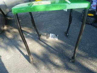 Peg Perego John Deere Gator Hood Canopy with Handle Bars