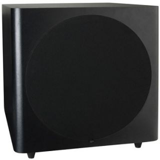 12 Powered Subwoofer Home Theater Surround Sound Active Sub 125 Watt