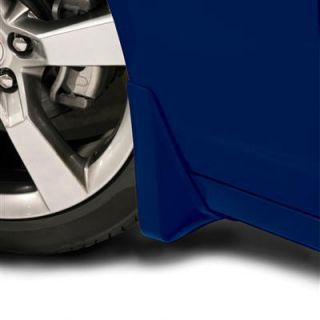 GM 22794779 Splash Guards Front Rear Molded Imperial Blue New Warranty