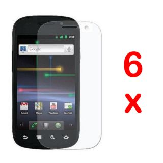 galaxy nexus prime clear lcd screen protector cover skin guard