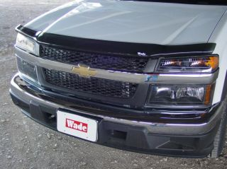 Chevrolet Colorado GMC Canyon 2004   2012 Bug Deflector Shield Wade 72