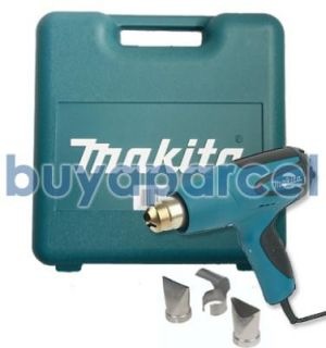 Makita HG5012K Heavy Duty 1600W Heat Gun Hot Air Gun