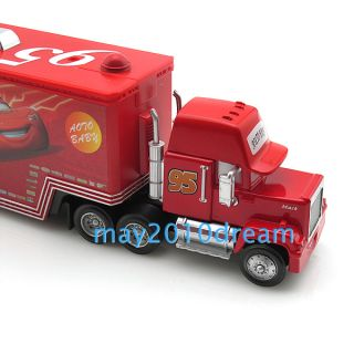 Gift Mack Disney Pixar Cars Movie Mack Truck Trailer Toy