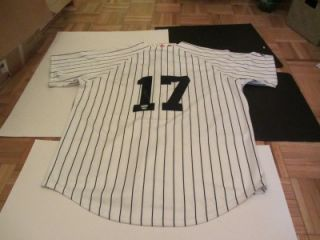 Dwight Doc Gooden Signed Autographed Yankees Baseball Jersey PSA