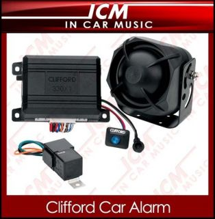 Clifford 330x1 Canbus Vehicle Security Upgrade Alfa Romeo Car Alarm