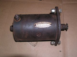 Gravely Model L Delco Remy Engine Starter