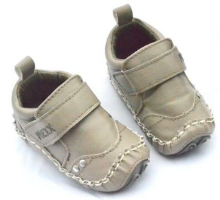 Gray Tennis Infant Toddler Baby Boy Shoes 3 12 Months
