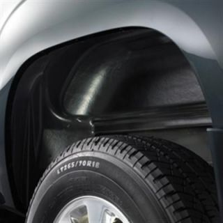 Wheel House Liners 2011 2012 GMC Sierra 2500 and 3500 Models