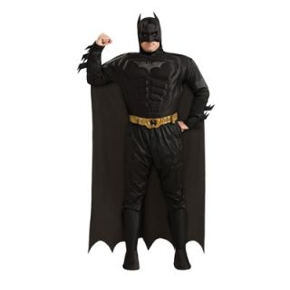 Rubies Deluxe Muscle Chest Batman Costume