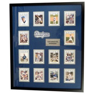 Topps MLB 2008 Trading Card Set Framed  LA Dodgers   T08BBLADF