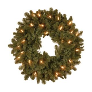Christmas Wreaths and Garlands by National Tree Co