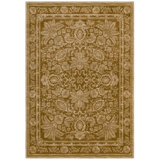 Tommy Bahama Rugs Home Nylon Gold Vintage Lei Rug