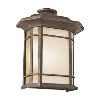 TransGlobe Lighting Corner Windows Two Light Outdoor Pocket Lantern