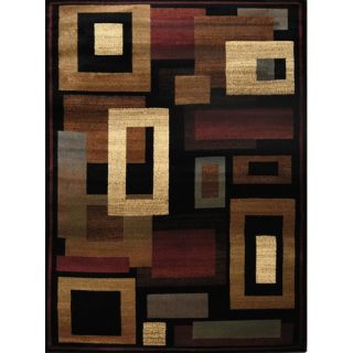 Home Dynamix Moda Brown/Gray Rug   HD814D 540