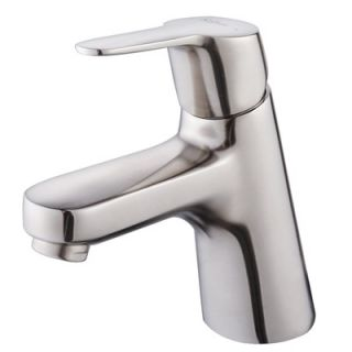 Kraus Ferus Sing Hole Faucet with Single Lever Handle   KEF 14901