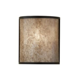 Feiss Taylor One Light Wall Sconce in Light Antique Bronze