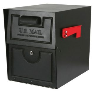 Solar Group Extra Large Heavy Duty Security Mailbox   DMSK0B01