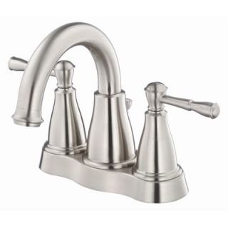 Danze Eastham Centerset Bathroom Sink Faucet with Double Lever Handles