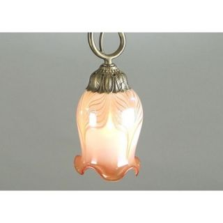 Dale Tiffany Columbus 1 Light Pendant