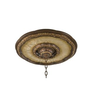 Minka Lavery Illuminati Ceiling Medallion Base in Bronze   CM8222
