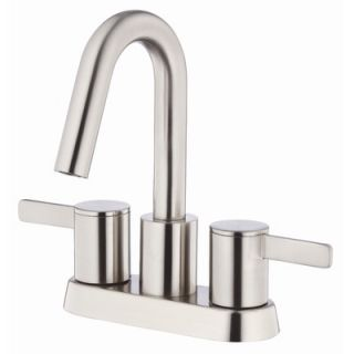 Elements of Design New Orleans Centerset Bathroom Sink Faucet with