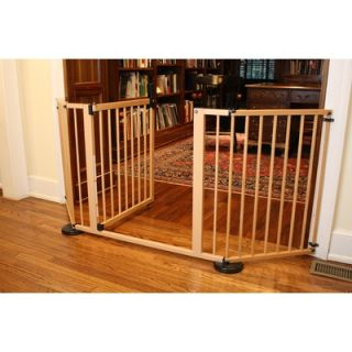 Cardinal Gates VersaGate in Light Oak
