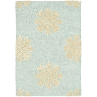 Safavieh Soho Light Blue/Beige Rug