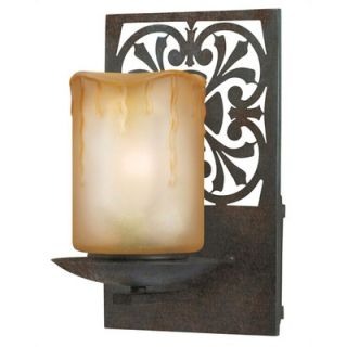 World Imports Lighting Adelaide Outdoor Wall Sconce in Bronze