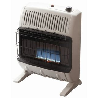Mr. Heater 20000 BTU Liquid Propane Blue Vent Free Wall Mount Heater