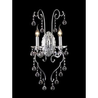 Dale Tiffany Mansfield Two Light Wall Sconce