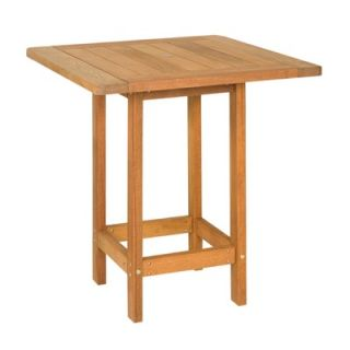 Jack Post Barrington 33 Square Bar Table
