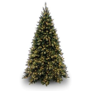 National Tree Co. Tiffany Fir Pre lit 7.5 Medium Tree   TFMH 75LO