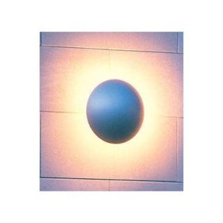 LBL Lighting Eclipse Two Light Outdoor Wall Light in Black