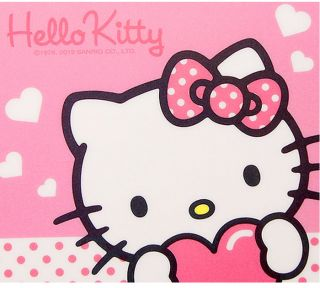 hello kitty PC Laptop Computer mouse mat mousepad_rectangle pink