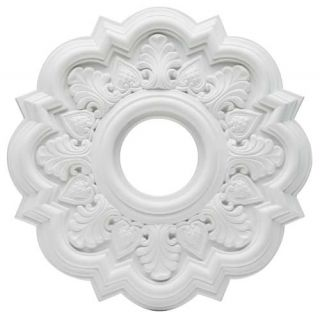 Westinghouse Lighting 7775500 Amore Polyurethane Ceiling Medallion, 16