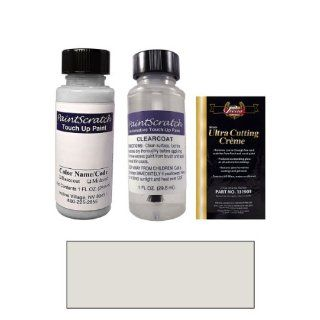 Oz. Iridium Silver Metallic Paint Bottle Kit for 2007 Mercedes Benz