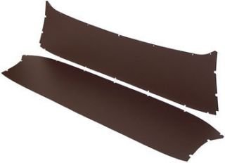 1945 1946 Chevrolet Chevy GMC PU Brown Fiberboard Headliner Set