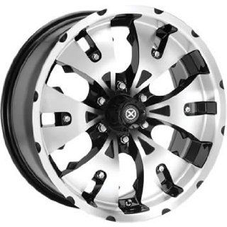 American Racing ATX Mace 18x8.5 Diamond Cut Wheel / Rim 6x5.5 with a