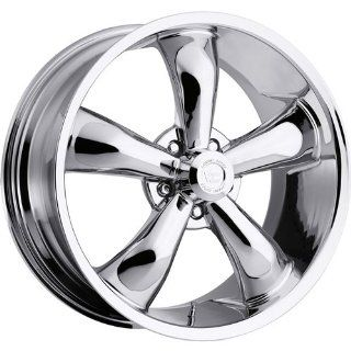 Vision Legend 5 20 Chrome Wheel / Rim 5x5 with a 20mm Offset and a 83