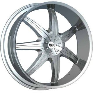 Rev 946 20 Chrome Wheel / Rim 6x135 & 6x5.5 with a 24mm Offset and a