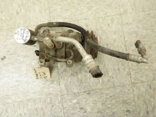 Car Parts 1993 Dodge Caravan A C AC A C Air Conditioning Compressor