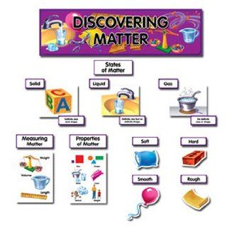 9 Pack CREATIVE TEACHING PRESS DISCOVERING MATTER MINI BB