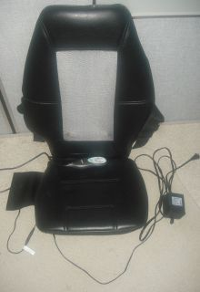 Homedics Therapist Select Shiatsu Massaging Cushion Model SBM 200